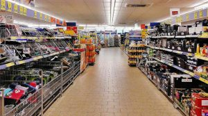 Two supermarkets and five stores in North Italy, 8.18% yield