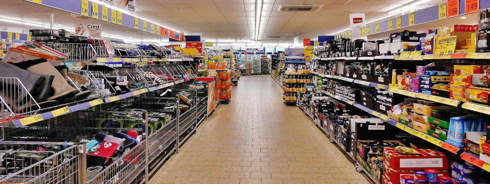 Supermercato a reddito e 4 negozi al 9,31% NETTO