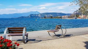 Apartments Lake Garda sale guaranteed rental income 3% net