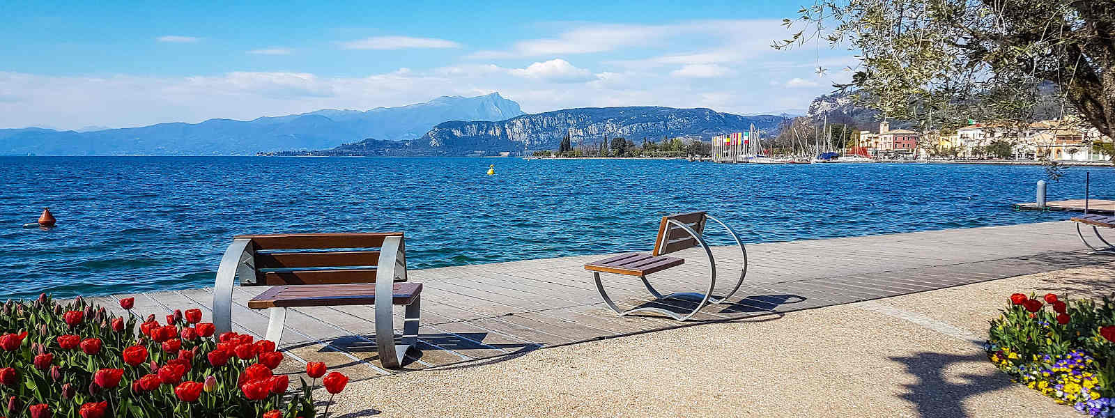 Apartments Lake Garda sale guaranteed rental income 3% net